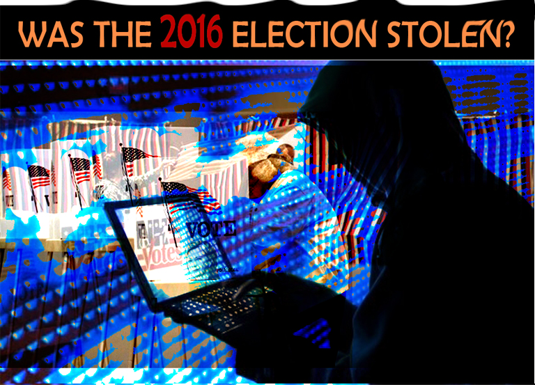 Was The Election Stolen?